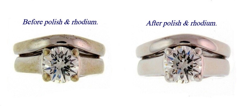 Polish and Rhodium
