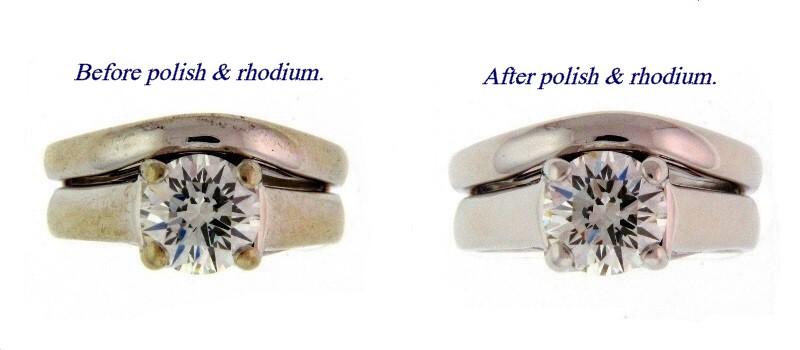 Polish and Rhodium